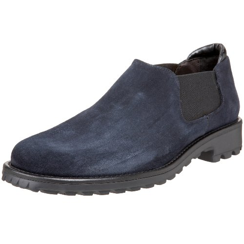 Donald J Pliner Men's Usie DT Slip-On,Navy,11 M US