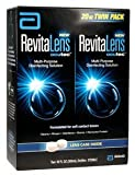 Image of RevitaLens Multipurpose Solution and Lens Case-10 oz, Twin Pack
