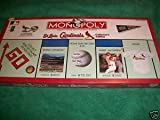 Monopoly St. Louis Cardinals Collector's Edition at Amazon.com