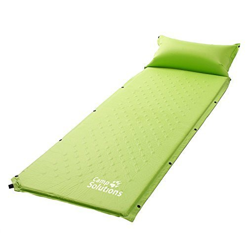 Camp Solutions Lightweight Self-Inflating Air Sleeping Pad