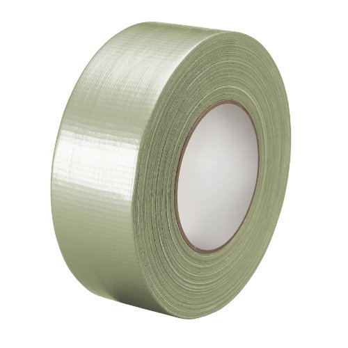 3M Multi-Purpose Duct Tape 3900 Olive, 48 Mm X 54.8 M 7.7 Mil, Conveniently Packaged (Pack Of 1)