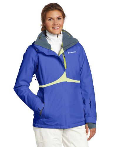 Columbia Women's Bugaboo Tech Interchange Jacket