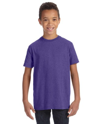 LAT Youth Vintage Fine Jersey T-Shirt>S VINTAGE PURPLE 6105