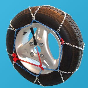 9mm Ice Grip Snow Chains