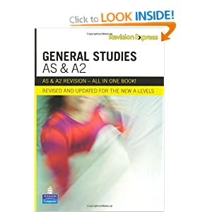 Revision Express AS and A2 General Studies (A  Level Revise Guides)