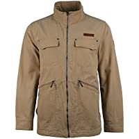 Columbia Badger Ridge Mens Jacket (Crouton / Collegiate Navy)