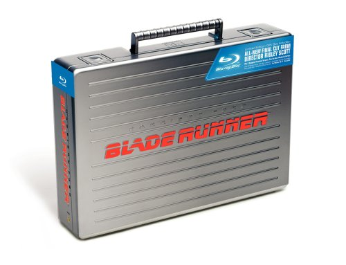 Cover art for  Blade Runner (Five-Disc Ultimate Collector's Edition) [Blu-ray]