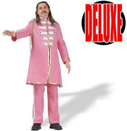 Pepper Band Pink Adult Halloween Costume