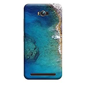 Ebby Premium Printed Mobile Back Case Cover With Full protection For Asus Zenfone Max (Designer Case)