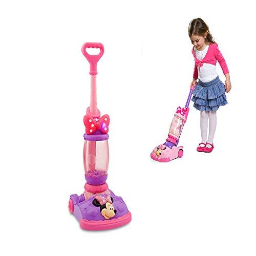 ディズニー ミニーマウス ミニー 掃除機 おそうじ 女の子 キッズ 子供 おもちゃ 玩具 ままごと ピンク Disney 2014
