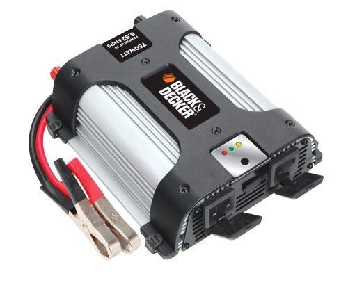 Black & Decker PI750AB Inverter (Black And Decker Power Inverter compare prices)