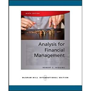 analysis for financial management higgins pdf