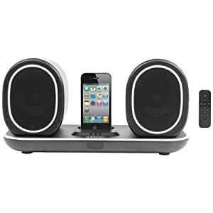 I-Tec T2406 iStereo Wireless Speakers and Charging Station