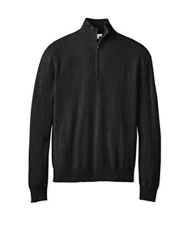 Christopher Fischer Men's Quarter Zip Sweater