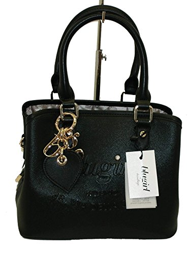 Borsa BAULETTO due manici BLUGIRL by blumarine BG 829006 women bag NERO