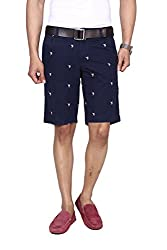 HAMMOCK Embroidred Mens Chino Shorts (H21E34J50332)
