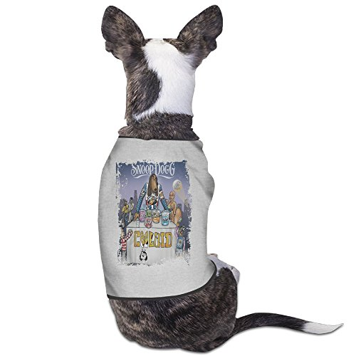 PET-Cute Snoop Dogg Coolaid New Album Pet Dog Clothes. (Snoop Dog Pen Herbal Vaporizer compare prices)
