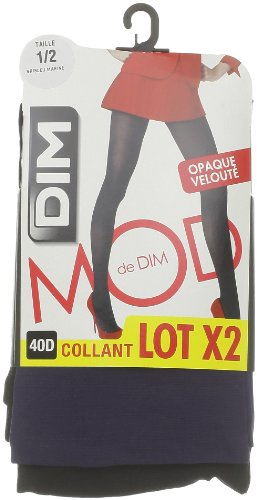 dim-mod-opaque-veloute-collants-lot-de-2-40-deniers-femme-multicolore-noir-bleu-marin-3-4