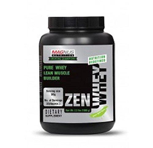 Magnus Nutrition Zen Whey - 2.2 Lbs (Berry Blast)