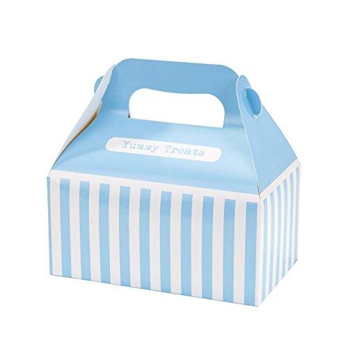 Talking Tables Mix and Match-Coffret cadeau-Lot de 4-Bleu