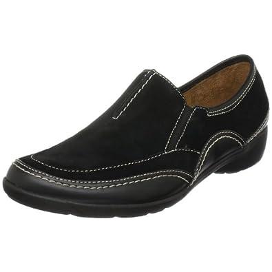 Naturalizer Women's Nerix Loafer,Black/Black,6 M US