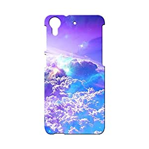 BLUEDIO Designer Printed Back case cover for HTC Desire 728 - G3717