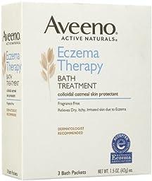 Aveeno Eczema Therapy Bath Treatment