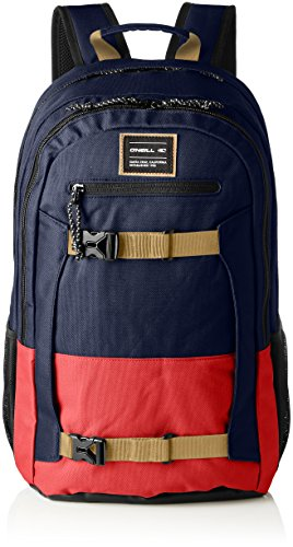 O' Neill Bm Boarder Backpack Zaino, Unisex, BM BOARDER BACKPACK, Blu - Ink blue, 0