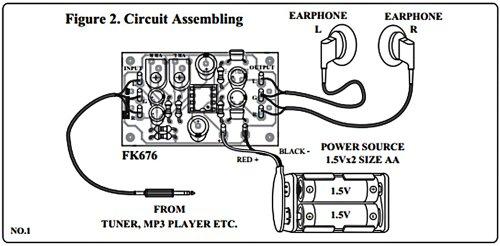 ud574 uc678  ud5e4 ub4dc  uc804 ud654  uc99d ud3ed uae30 ub294  uc804 uc790  ud68c ub85c ub97c  uc870 ub9bd   fa676 uc744  head phone amplifier