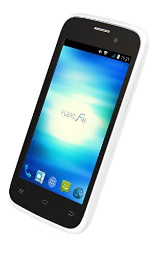 covia SIMフリー スマートフォン FLEAZ F4s ( Android4.4 / 4inch WVGA / 標準SIM / microSIM / デュアルSIMスロット / 512MB / 4GB ) CP-F40S