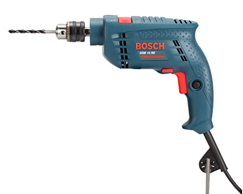 bosch gsb 10 re 500 watts professional impact drill available at amazon for. Black Bedroom Furniture Sets. Home Design Ideas