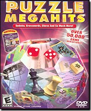 New Puzzle Megahits 4 Game Pack (With Jewels Of Cleopatra)