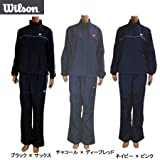 WILSON(ウイルソン) レディース ウインドブレーカー上下セット WRE8824_8825
