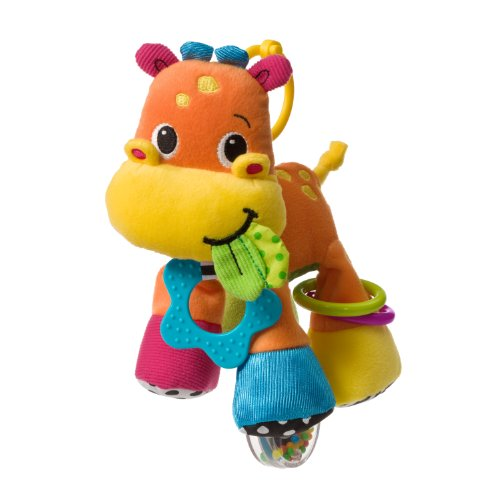Infantino Activity Pal Plush Toy, Gigi The Giraffe (Discontinued by Manufacturer)