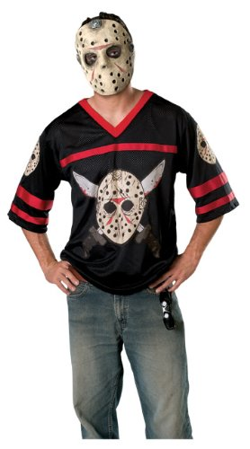 Adult Jason Voorhees EZ Costume (Size:X-large)