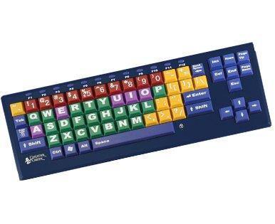 Big Blutm Bluetooth Kinderboard Large Key Computer Keyboard