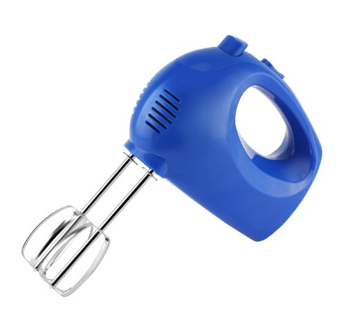 Finelife Nv-02307 Electric Hand Mixer, Blue front-2847