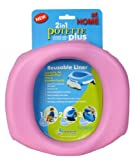 Kalencom Potette Plus At Home Reusable Liners, Pink