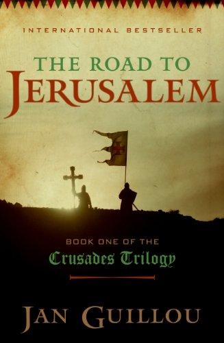 The Road to Jerusalem (The Knight Templar, #1)