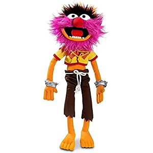 The Muppets Exclusive 17 Inch DELUXE Plush Figure Animal