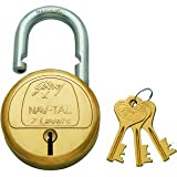 Godrej Navtal Hardened 7 Lever 4 Key - Pack of 2