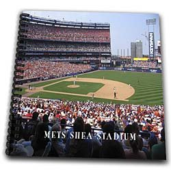 Mets Ballpark At Shea Stadium New York - Drawing Book 8 X 8 Inch at Amazon.com