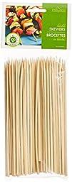 Fox Run Brands Bamboo Skewers, 6-inch…
