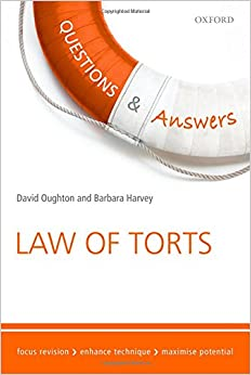 torts study guide Description lexisnexis study guide: torts is designed to assist law students with the foundations for effective, systematic exam preparation and revision in the area of tort law.