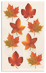 Martha Stewart Crafts Stickers Harvest Leaf Collection By The Package