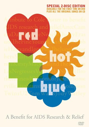 Red, Hot + Blue: A Tribute to Cole Porter(CD + DVD) [1990] (REGION 1) (NTSC) [2006] [US Import]