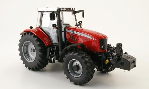 Massey Ferguson 7480, Red, Tractor, Model Car, Ready-Made, Britains 1:32