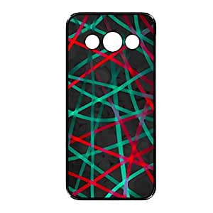 Vibhar printed case back cover for Samsung Galaxy Grand Prime BlueRedCross