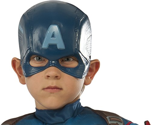 Avengers 2 Age of Ultron Child's Captain America Molded Mask - 1
