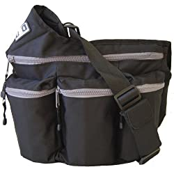 Diaper Dude Diaper Bag, Black